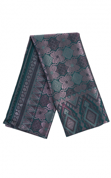 SAMPIN SONGKET ABID iii - DARK GREEN