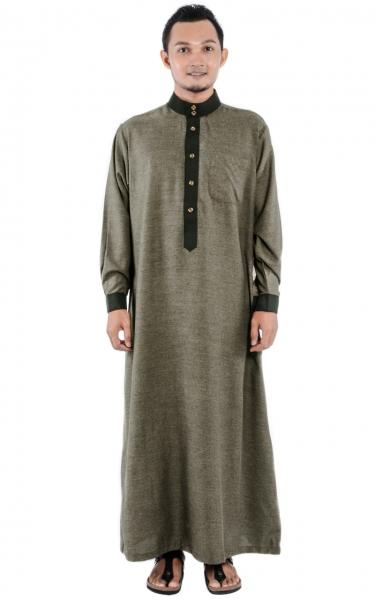 Men Jubah Arabic Robe